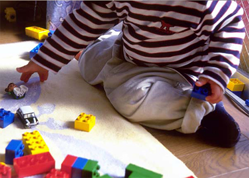 自閉症の特徴